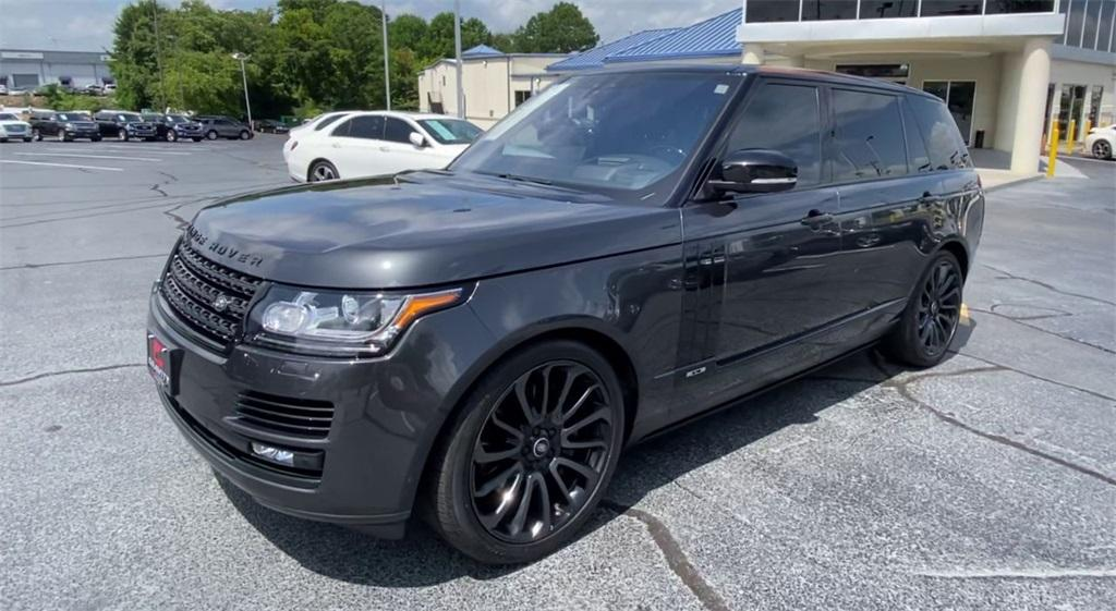 Used 2017 Land Rover Range Rover 5.0L V8 Supercharged | Marietta, GA