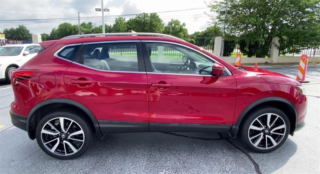 Used 2017 Nissan Rogue Sport SL | Marietta, GA