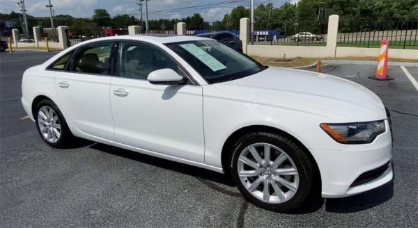 Used 2015 Audi A6 2.0T Premium Plus | Marietta, GA