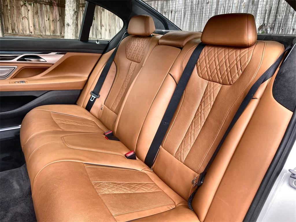 Used 2016 BMW 7 Series 750i xDrive | Marietta, GA