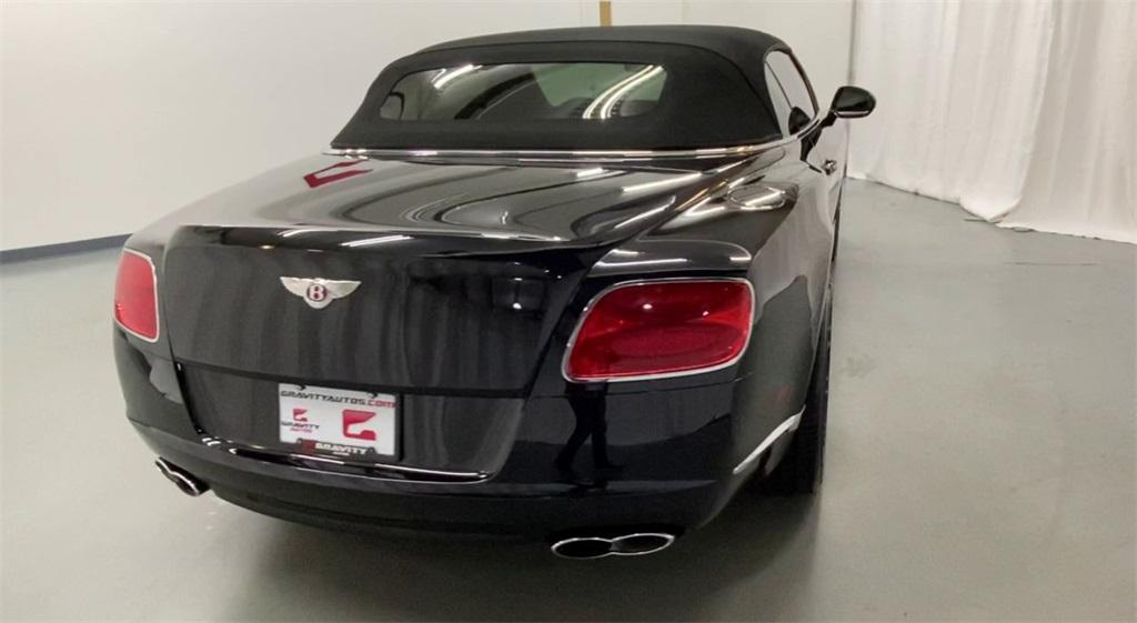 Used 2014 Bentley Continental GTC GT V8 Convertible | Marietta, GA