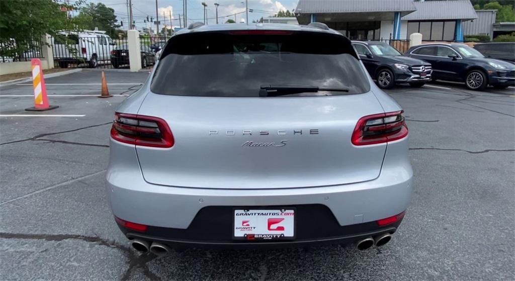 Used 2015 Porsche Macan S   Marietta, GA