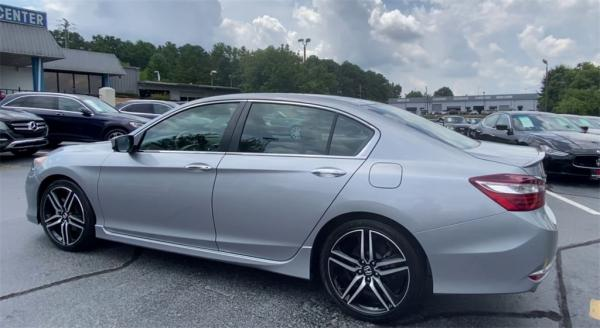 Used 2017 Honda Accord Sport | Marietta, GA