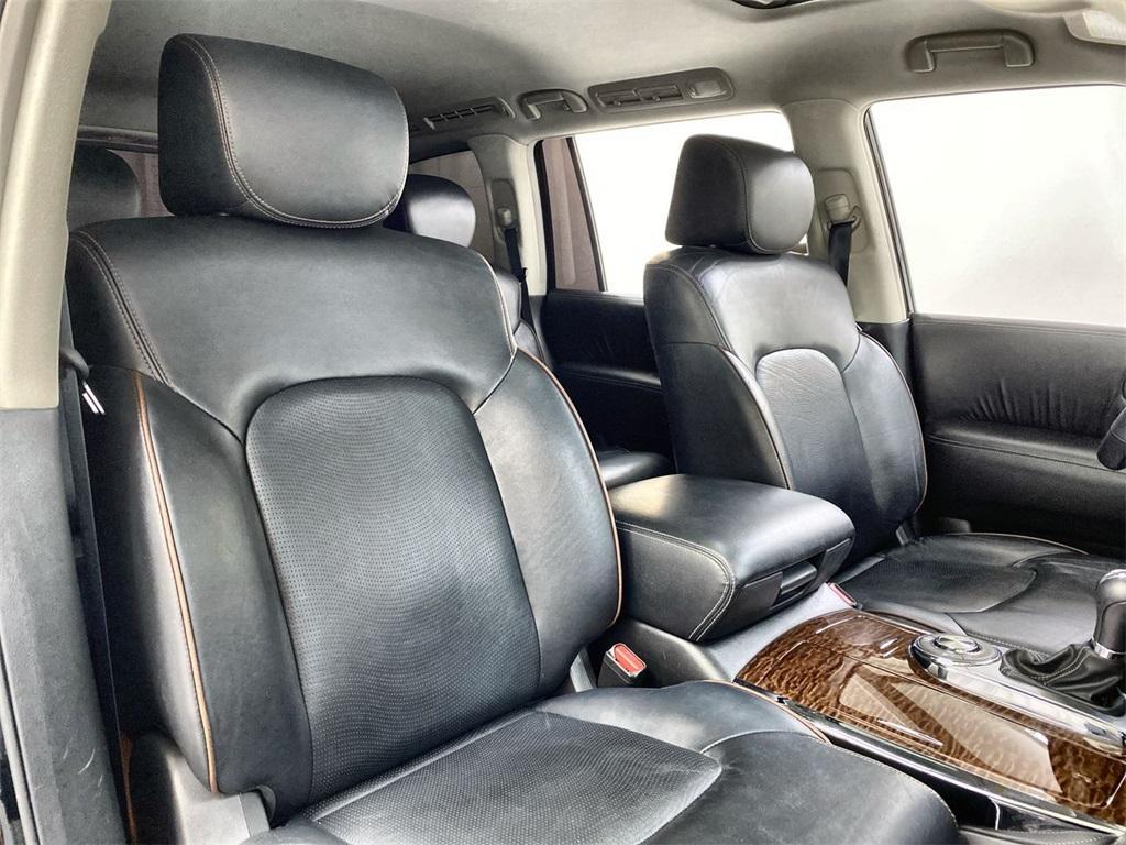 Used 2017 Nissan Armada Platinum | Marietta, GA