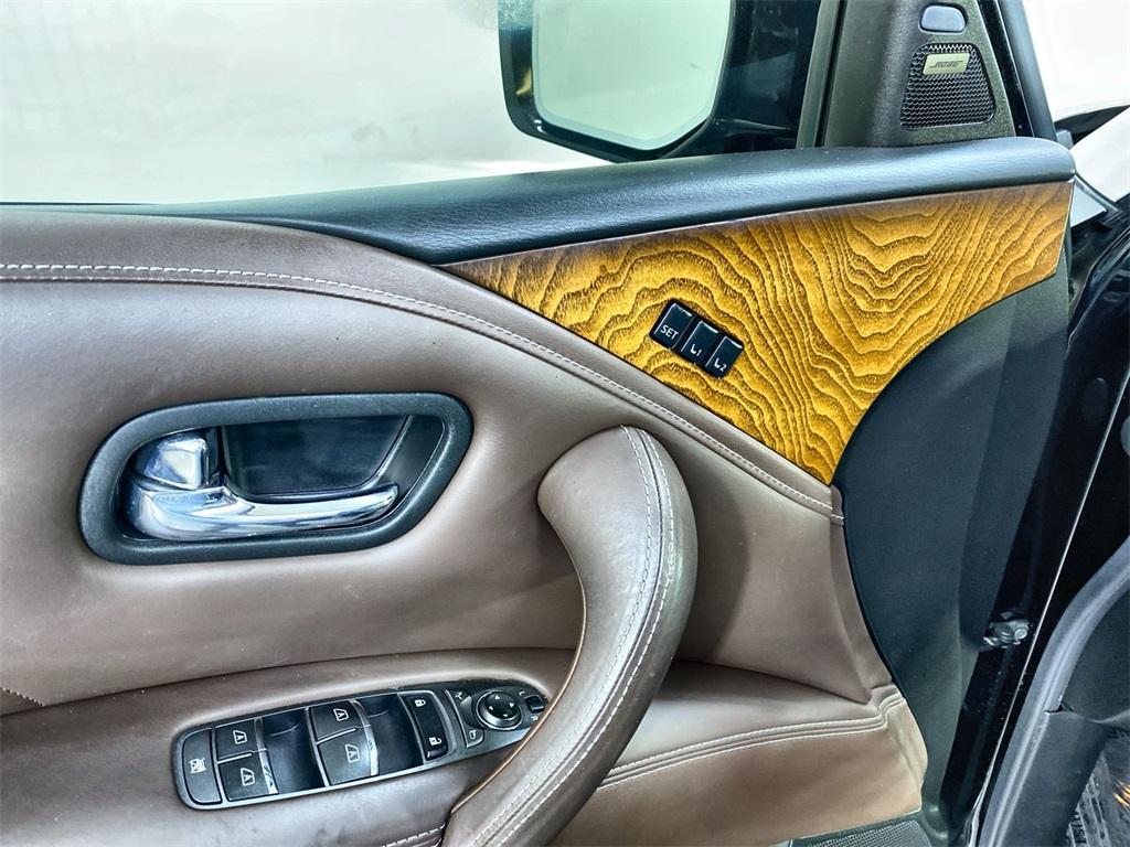Used 2017 INFINITI QX80 Limited | Marietta, GA