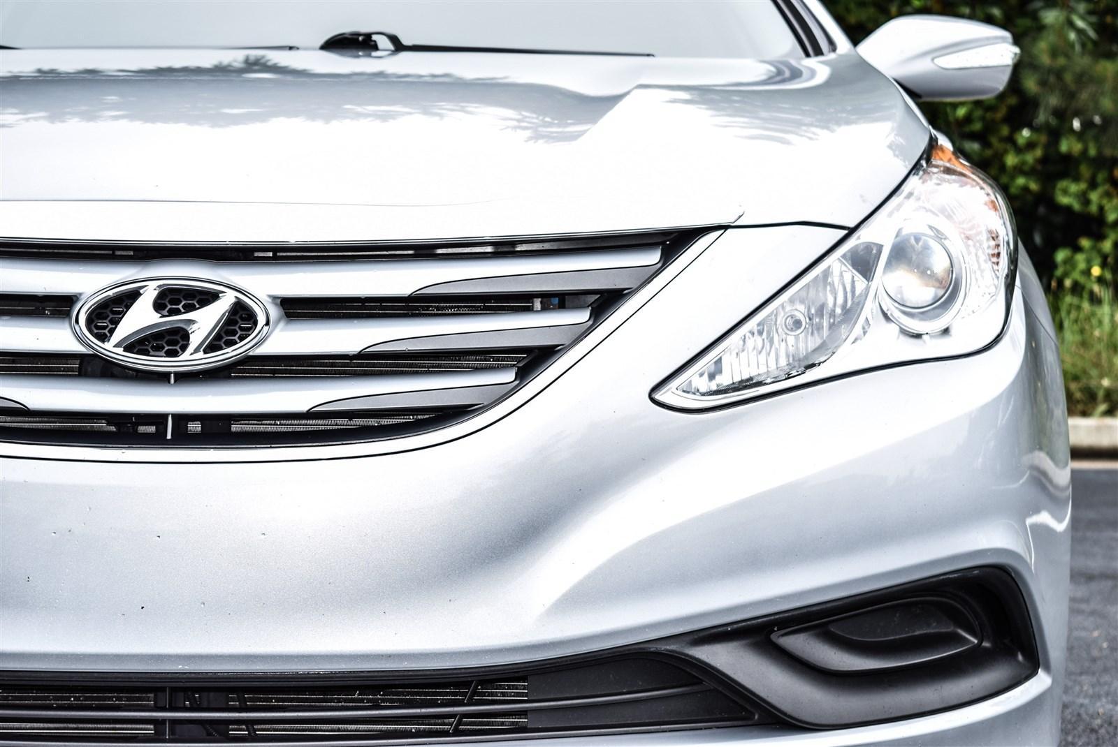 2014 Hyundai Sonata GLS Stock # 830371 for sale near