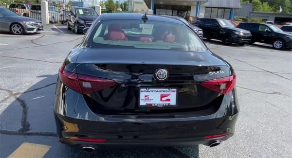 Used 2017 Alfa Romeo Giulia    Marietta, GA