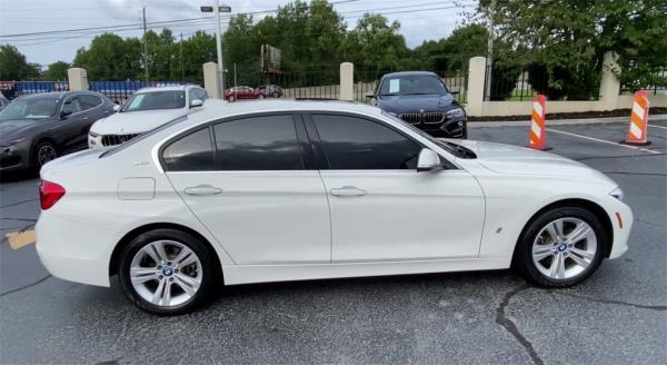 Used 2017 BMW 3 Series 330e iPerformance | Marietta, GA