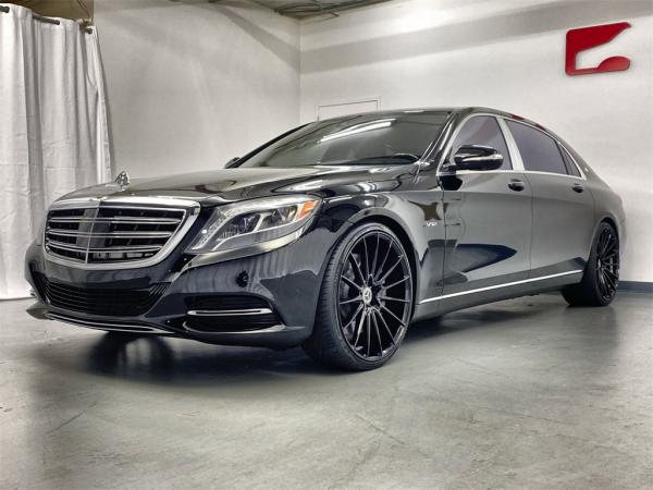 Used 2016 Mercedes-Benz S-Class Maybach S600 | Marietta, GA