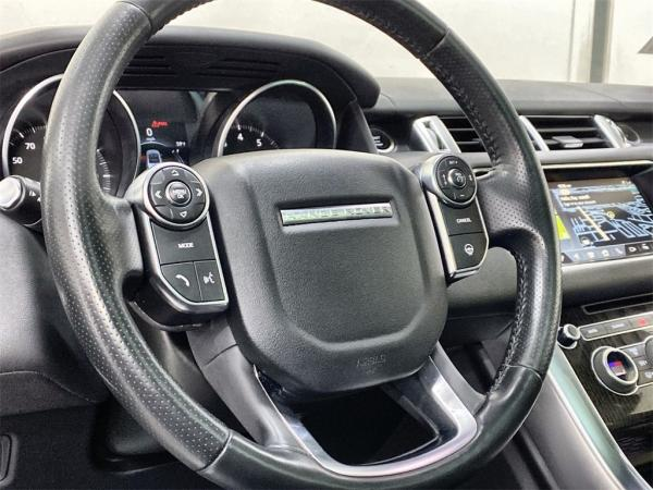 Used 2017 Land Rover Range Rover Sport 3.0L V6 Supercharged HSE | Marietta, GA