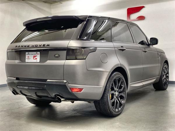 Used 2014 Land Rover Range Rover Sport 5.0L V8 Supercharged | Marietta, GA