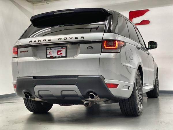 Used 2017 Land Rover Range Rover Sport 3.0L V6 Supercharged HSE Dynamic | Marietta, GA