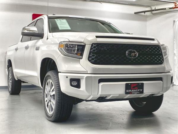 Used 2018 Toyota Tundra Platinum | Marietta, GA