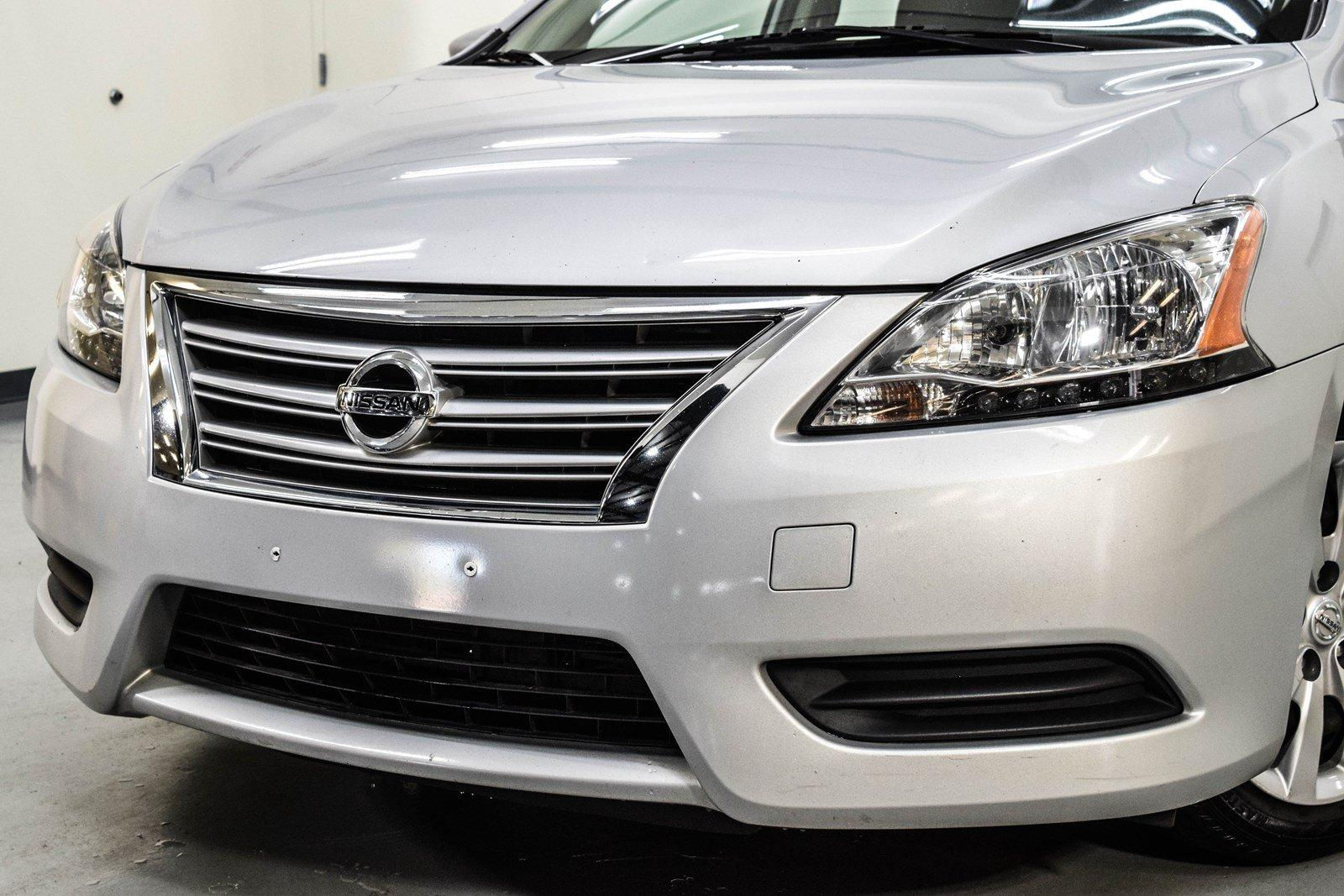 Used 2013 Nissan Sentra For Used Vehicle Inventory In