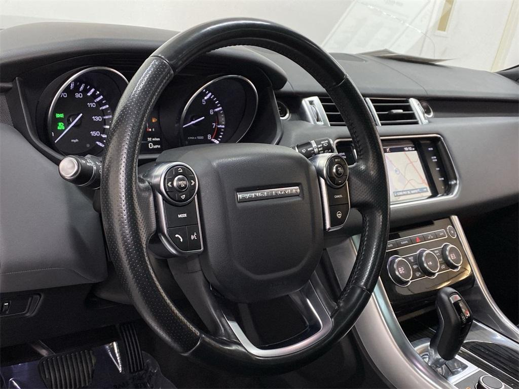 Used 2015 Land Rover Range Rover Sport 3.0L V6 Supercharged HSE | Marietta, GA
