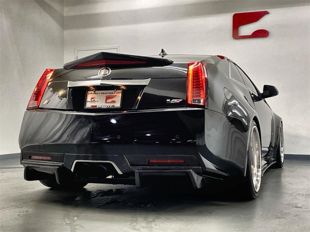 Used 2014 Cadillac CTS-V D3 | Marietta, GA