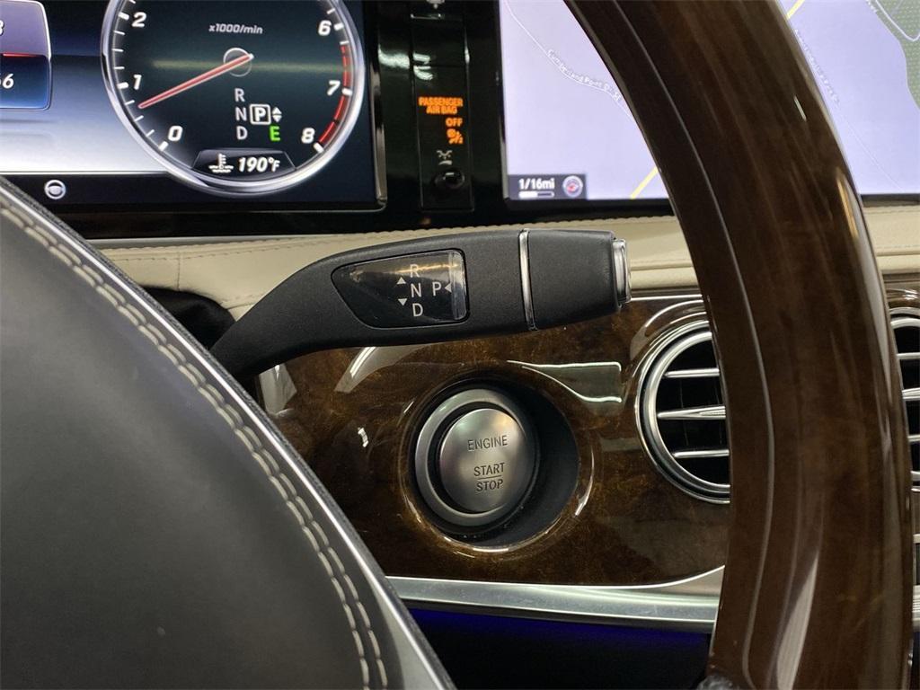 Used 2016 Mercedes-Benz S-Class S 550 | Marietta, GA