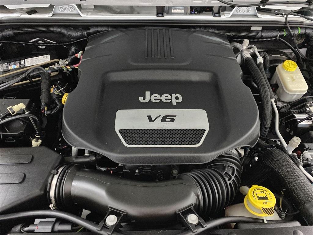 Used 2017 Jeep Wrangler Unlimited Sport | Marietta, GA