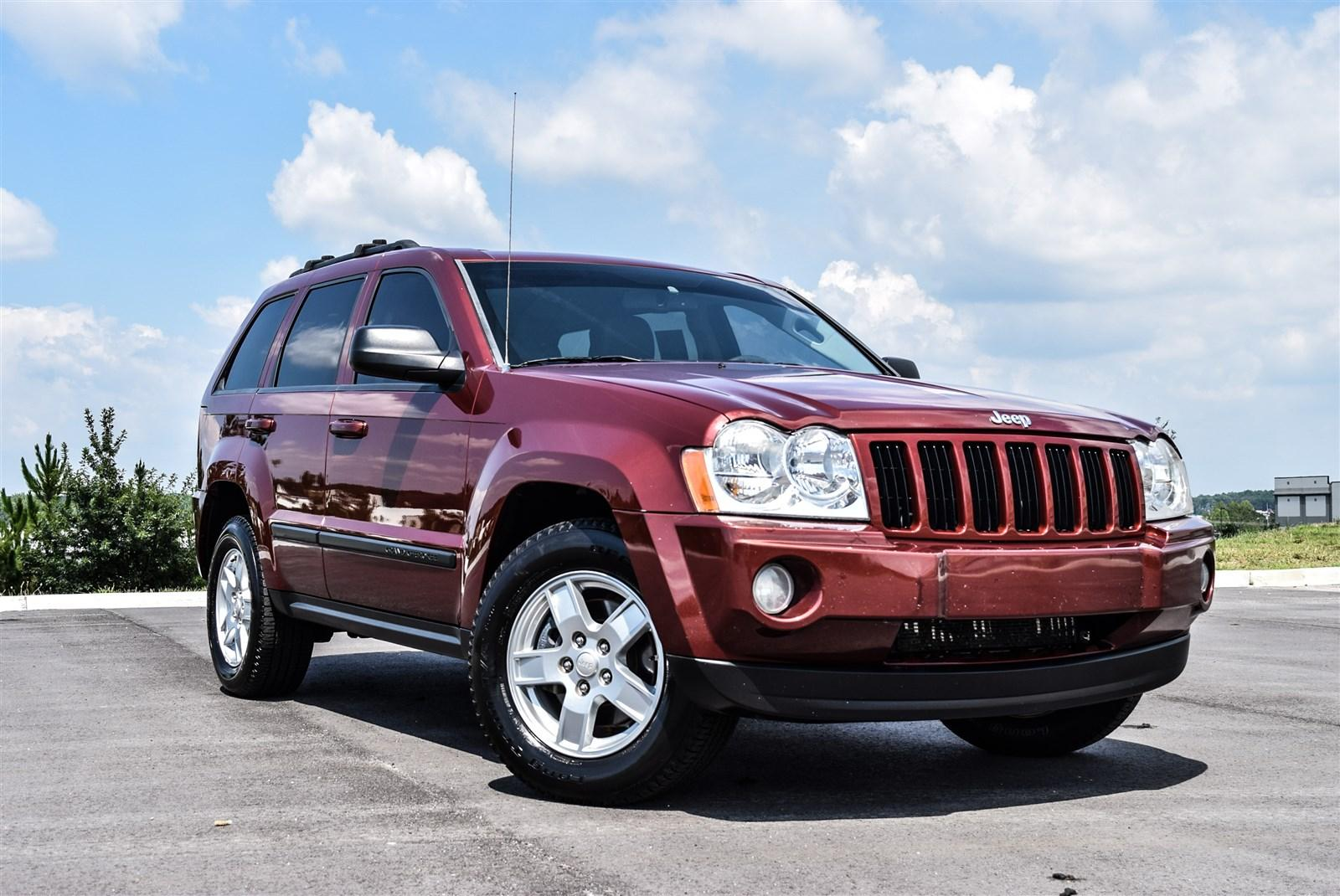 2007 Jeep Grand Cherokee Laredo Stock 697504 For Sale