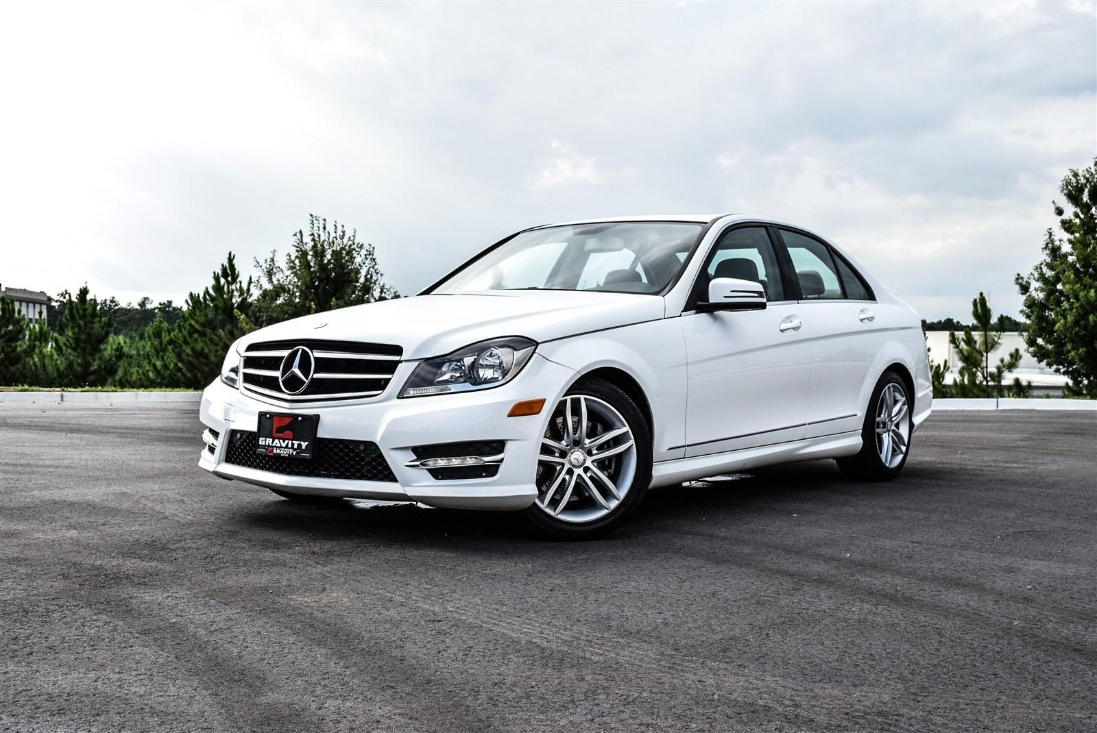 2014 mercedes benz c class c300 luxury stock 309445 for for Mercedes benz dealers in ga