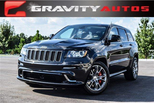 2012 jeep grand cherokee srt8 stock 152069 for sale near marietta ga ga jeep dealer. Black Bedroom Furniture Sets. Home Design Ideas