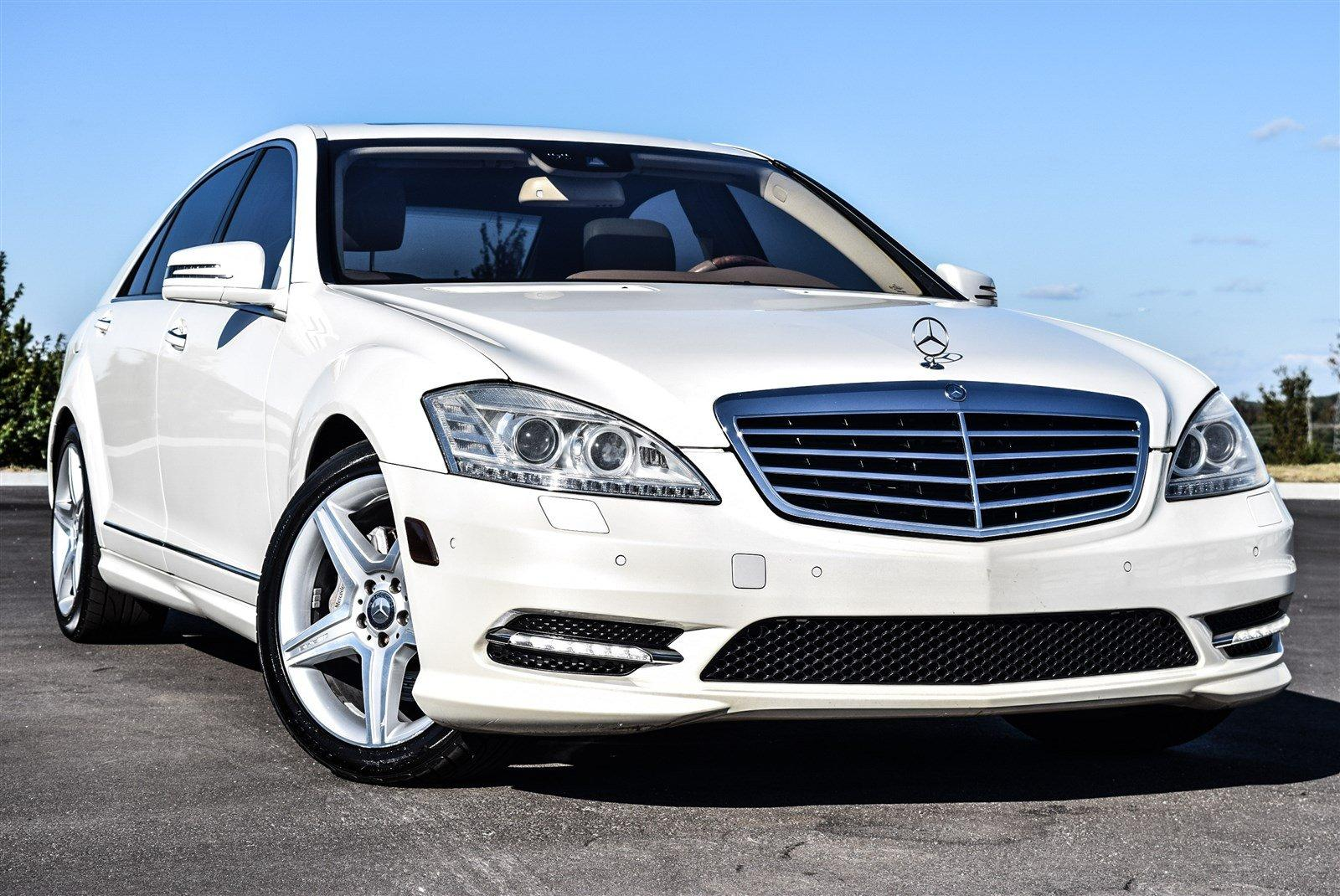 2010 Mercedes Benz S Class S550 Stock 335738 For Sale