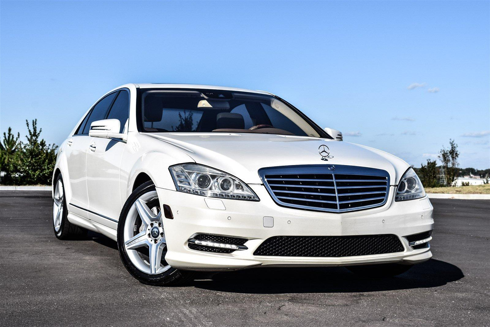 2010 Mercedes-Benz S-Class S550 Stock # 335738 for sale near