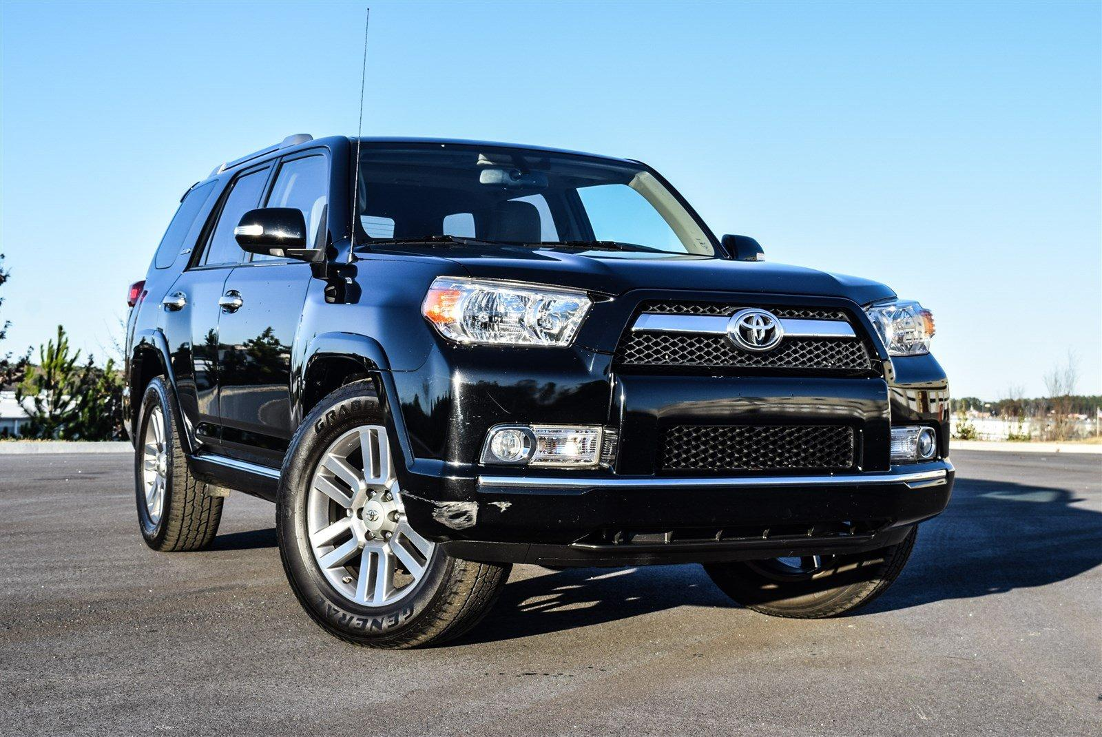 2010 Toyota 4runner Limited Stock 001507 For Sale Near