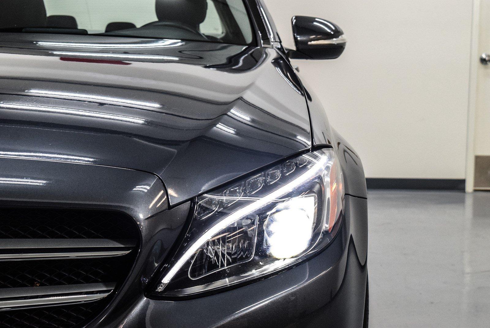 2015 Mercedes-Benz C-Class C300 Luxury Stock # 053884 for