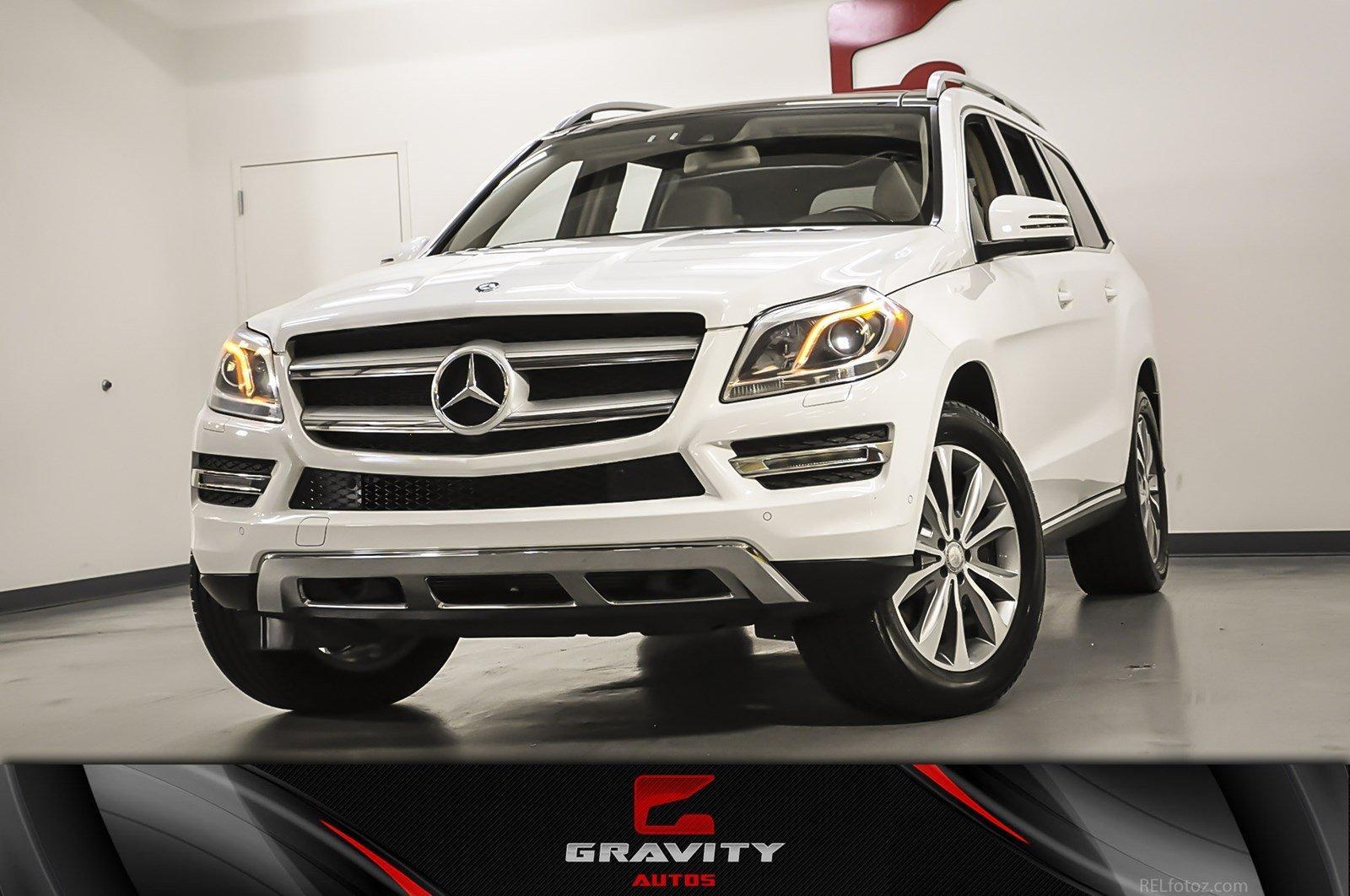 Gravity Autos Marietta >> 2014 Mercedes-Benz GL-Class GL 450 Stock # 294415 for sale ...