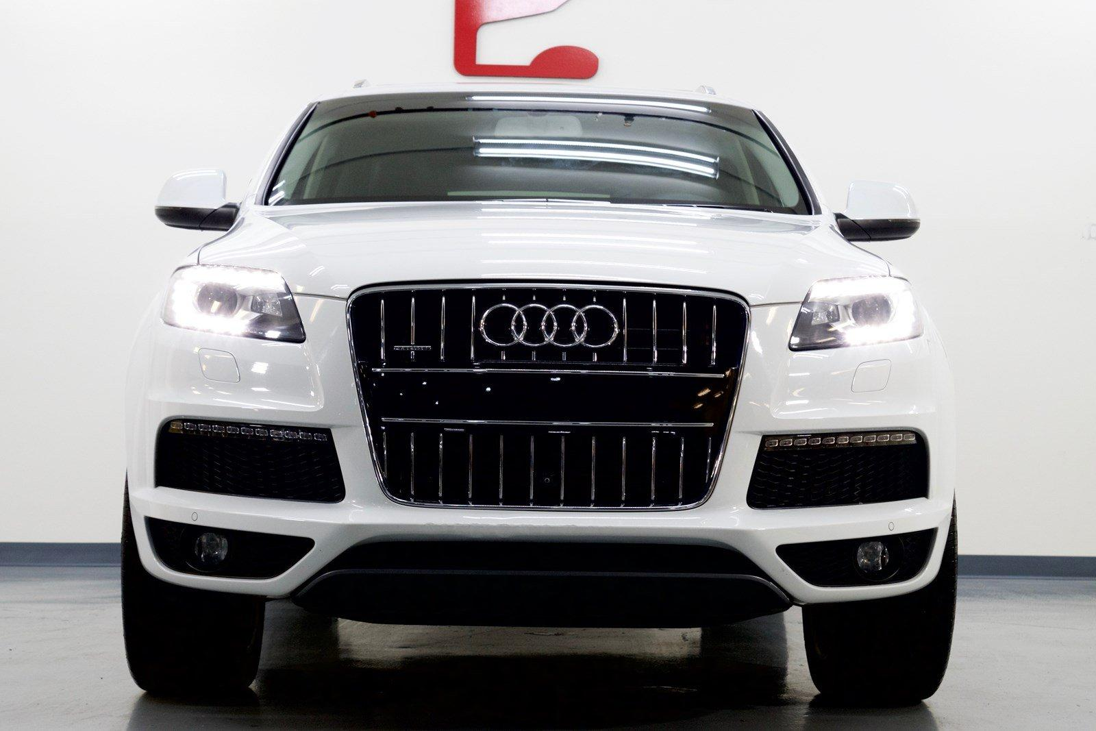 2014 Audi Q7 3.0 Ts Line Prestige >> 2014 Audi Q7 3 0t S Line Prestige Stock 012915 For Sale