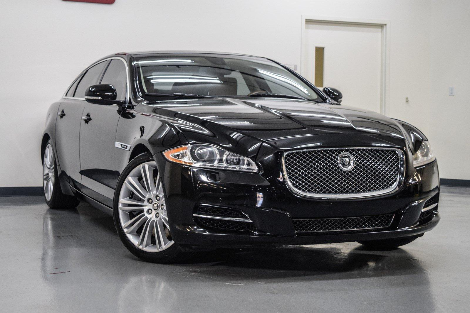 2011 Jaguar Xj Xjl Supercharged Stock Vo2351 For Sale