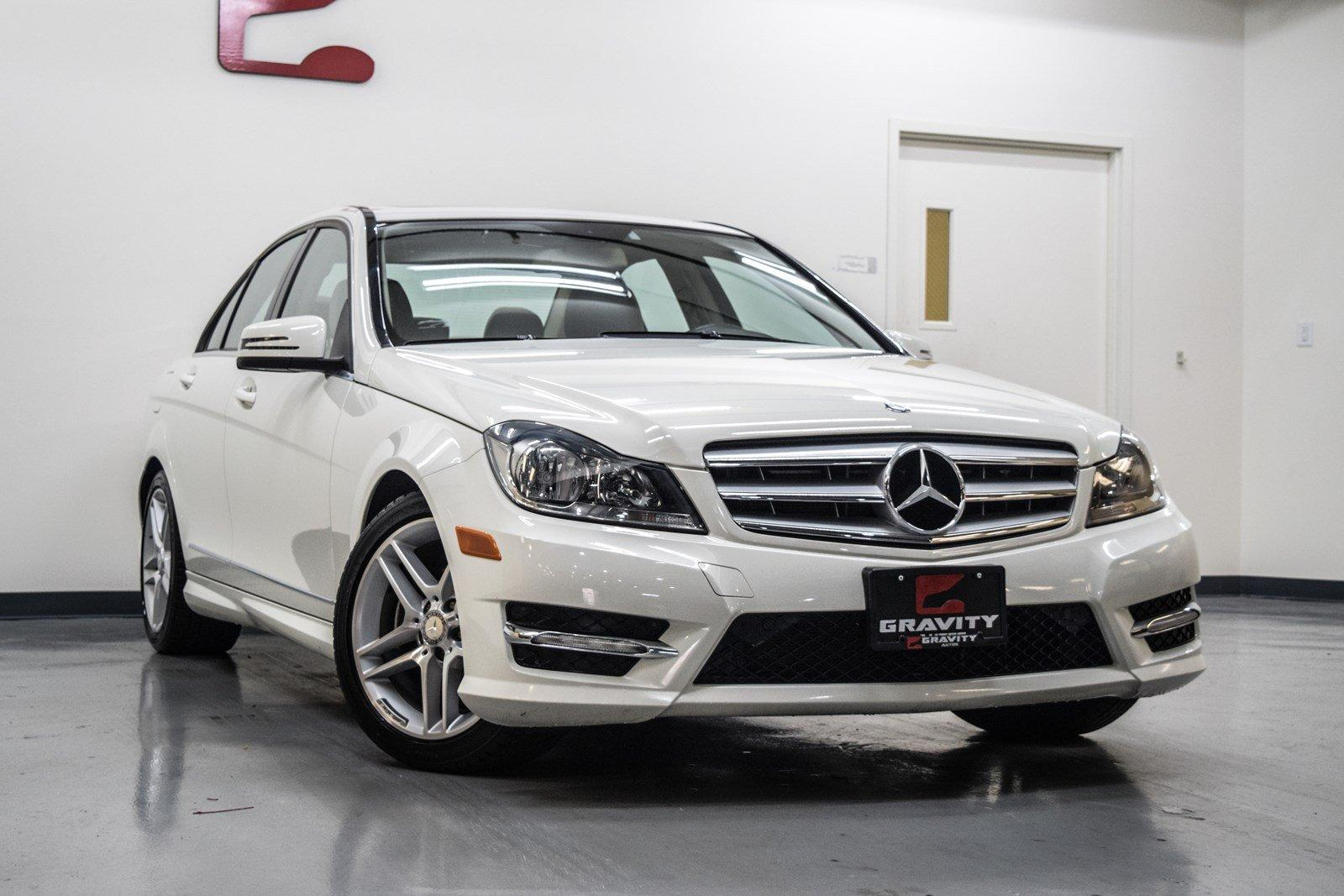 navigation amg sport awd used certified detail mercedes class c benz
