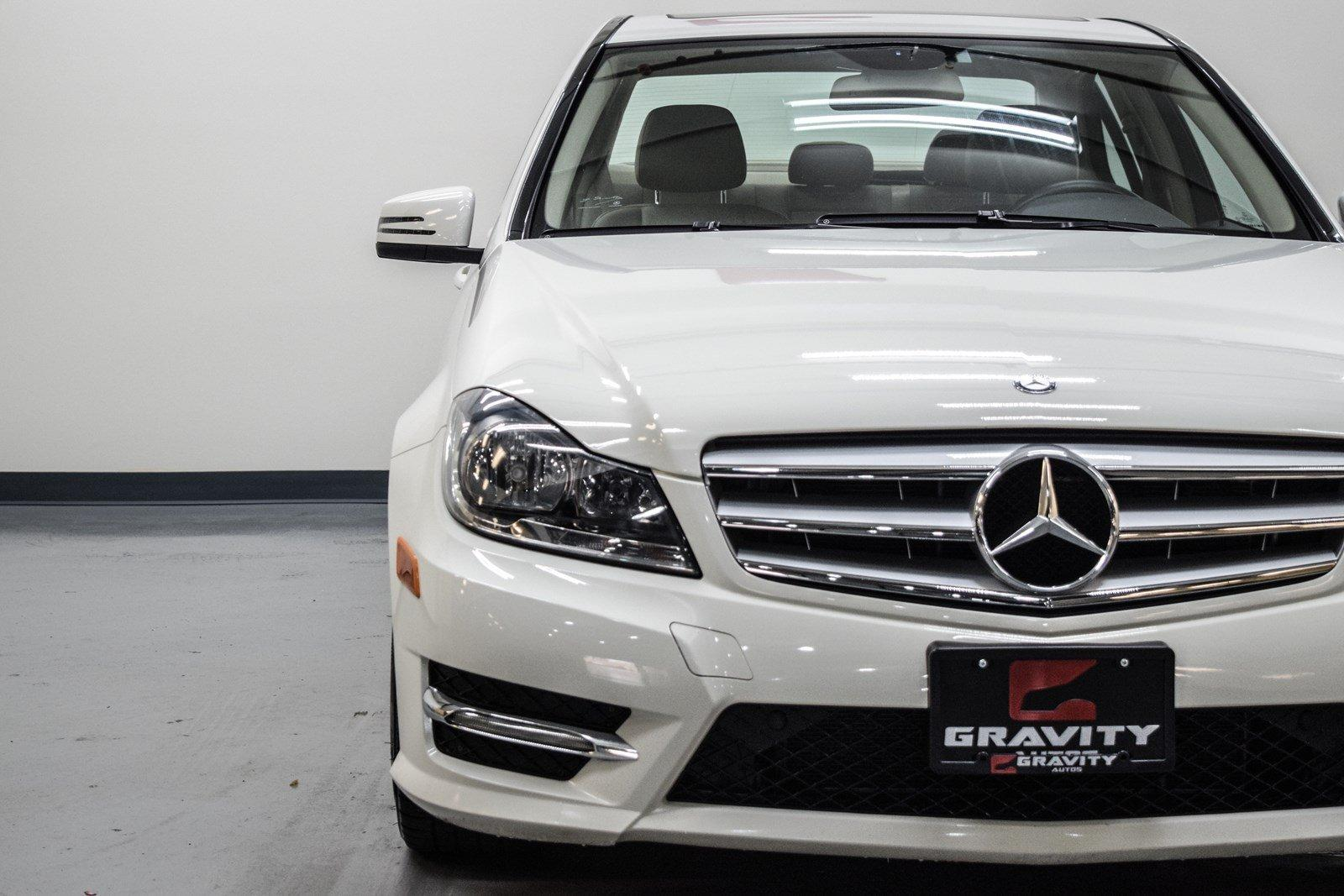 GA Used 2012 Mercedes Benz C Class C300 Luxury