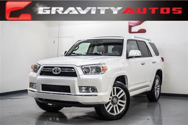 2011 Toyota 4Runner Limited For Sale >> 2011 Toyota 4runner Limited Stock 058587 For Sale Near