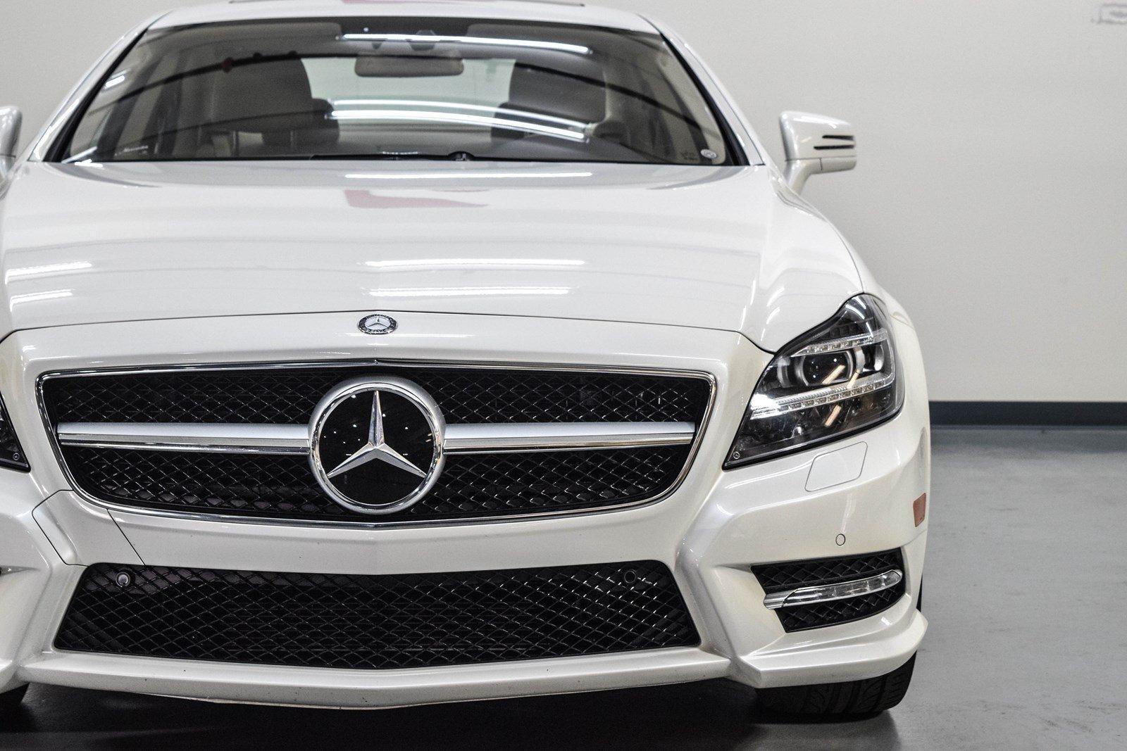 ... GA Used 2014 Mercedes Benz CLS Class CLS550 | Marietta, ...