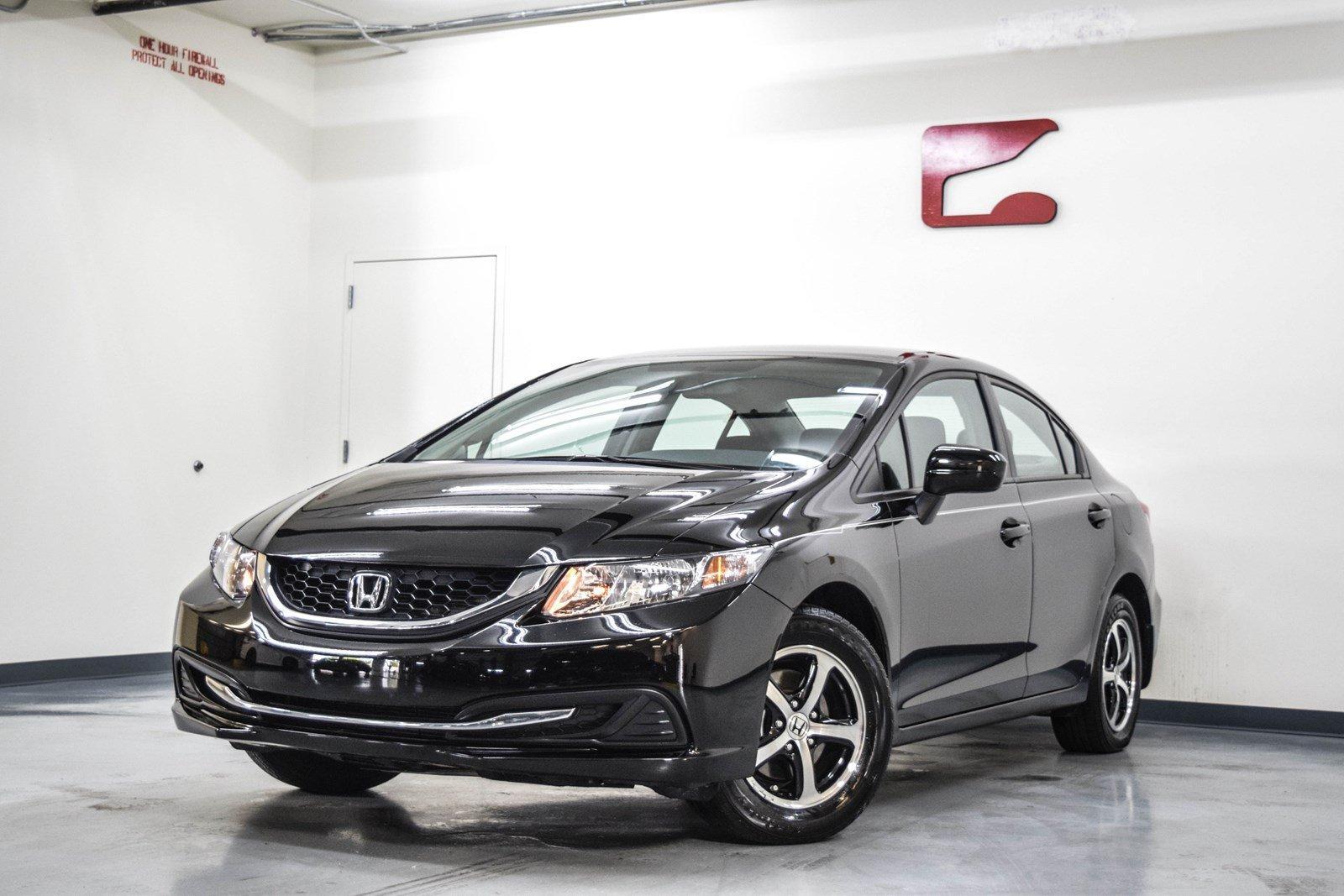 Marvelous ... GA Used 2015 Honda Civic Sedan SE | Marietta, GA ...