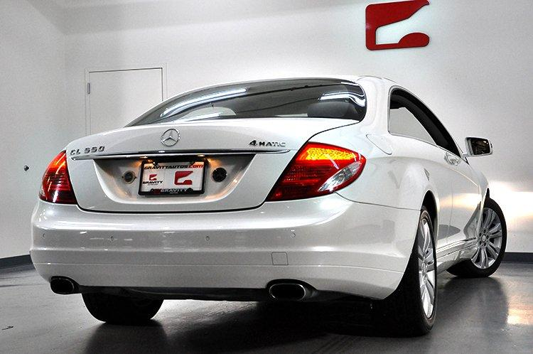 2010 Mercedes Benz Cl Class Cl550 Stock 024016 For Sale