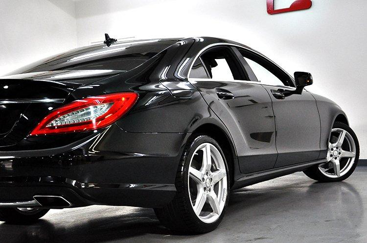 2013 Mercedes Benz Cls Class Cls 550 Stock 085254 For