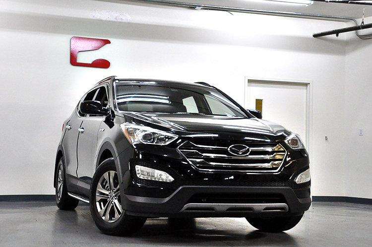 2014 hyundai santa fe sport black edition stock 151474 for sale Hyundai Santa Fe Sport Mineral Gray