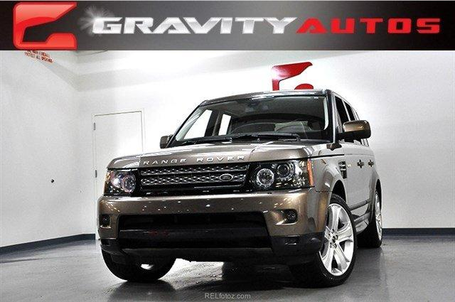 2012 land rover range rover sport hse gt limited edition stock 746481 for sale near marietta - Land rover garage near me ...