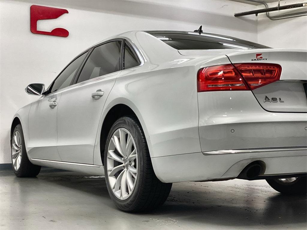 Used 2014 Audi A8 L 3.0T for sale Sold at Gravity Autos Marietta in Marietta GA 30060 11