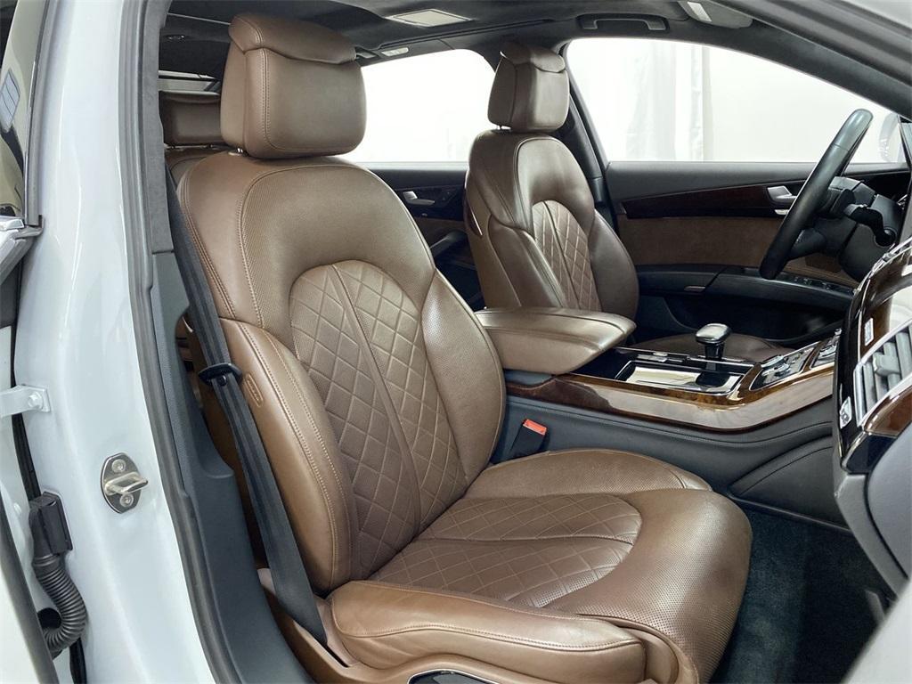 Used 2014 Audi A8 L 3.0T for sale Sold at Gravity Autos Marietta in Marietta GA 30060 17