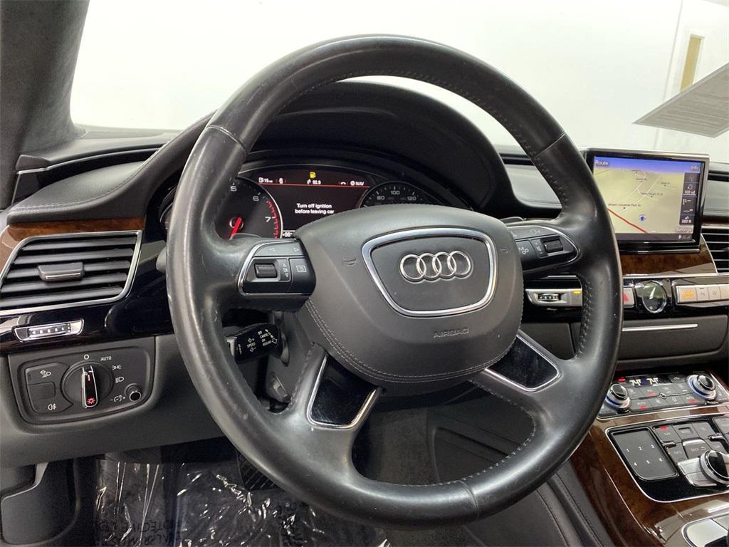 Used 2014 Audi A8 L 3.0T for sale Sold at Gravity Autos Marietta in Marietta GA 30060 22