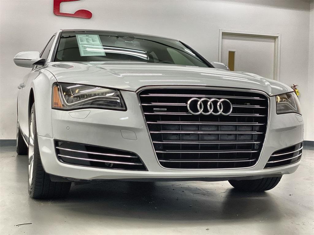 Used 2014 Audi A8 L 3.0T for sale Sold at Gravity Autos Marietta in Marietta GA 30060 3