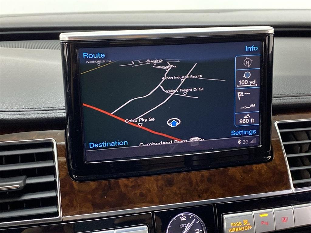 Used 2014 Audi A8 L 3.0T for sale Sold at Gravity Autos Marietta in Marietta GA 30060 30