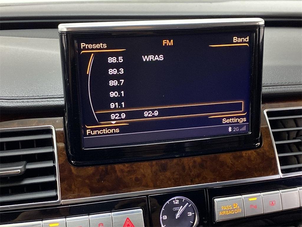 Used 2014 Audi A8 L 3.0T for sale Sold at Gravity Autos Marietta in Marietta GA 30060 33