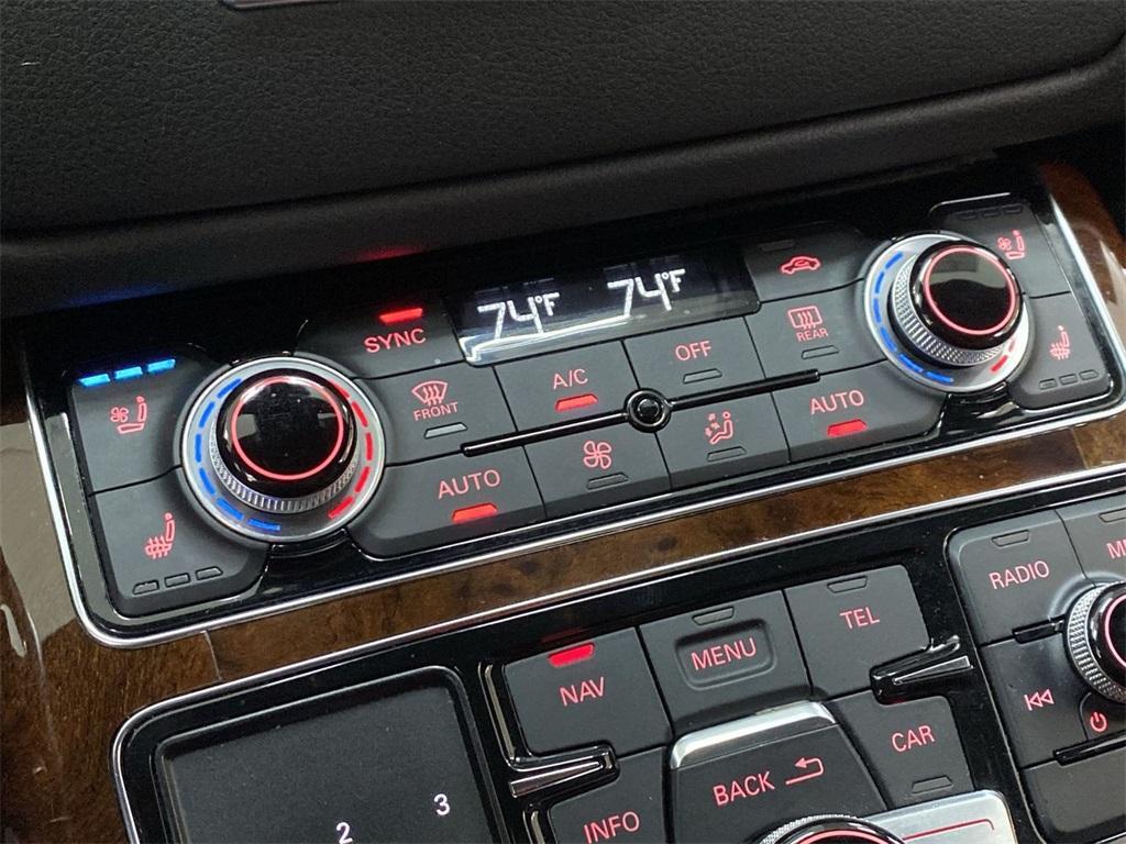 Used 2014 Audi A8 L 3.0T for sale Sold at Gravity Autos Marietta in Marietta GA 30060 34