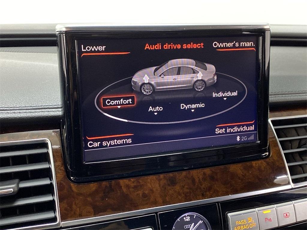 Used 2014 Audi A8 L 3.0T for sale Sold at Gravity Autos Marietta in Marietta GA 30060 37