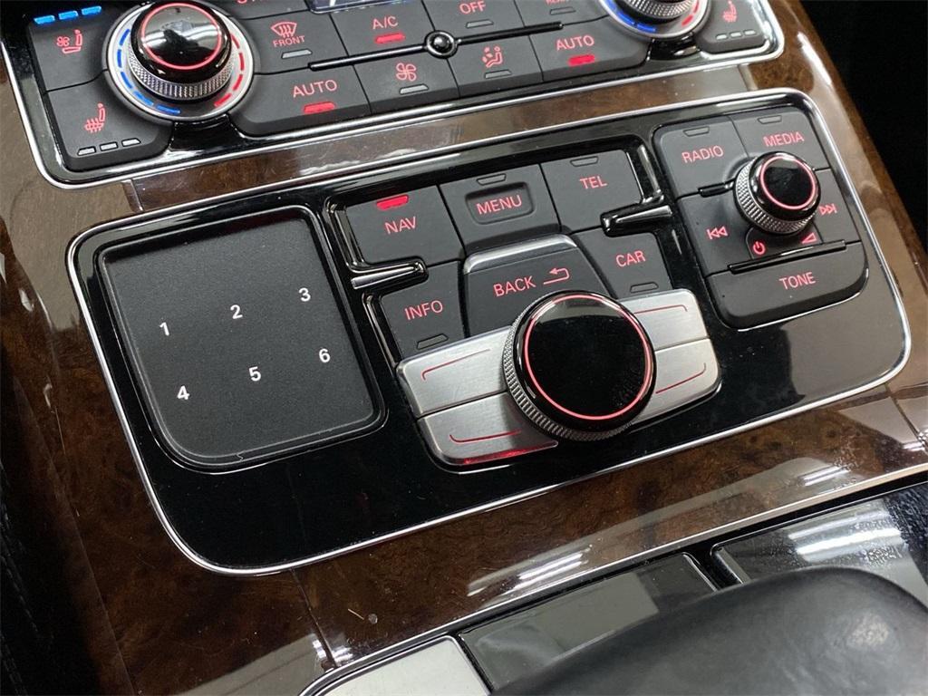 Used 2014 Audi A8 L 3.0T for sale Sold at Gravity Autos Marietta in Marietta GA 30060 38